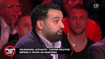 Yassine Belattar affirme être menacé de mort