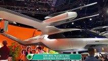 CES 2020, Hyundai e Uber apresentam drone gigante