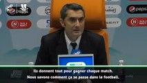 """Supercoupe d'Espagne - Valverde : """"Une instabilité permanente pour les entraîneurs"""""""