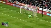 Premier Lig'de orta sahadan atılan goller