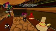 Futurama Walkthrough Part 14 (PS2, XBOX) Level 14: Market Square