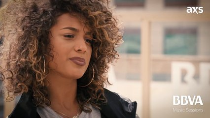 DaniLeigh on BBVA Music Sessions powered by AXS