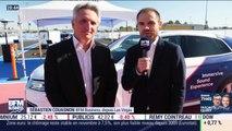 Franck Lebouchard (Devialet): Faurecia va proposer la qualité du son Devialet aux constructeurs automobiles - 09/01
