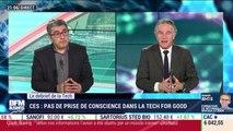CES: Pas de prise de conscience dans le Tech For Good - 09/01