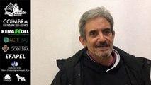 Comentário de Paulo Barreto ao Espinho vs AAC