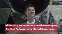 This Billionaire Has An Experiment