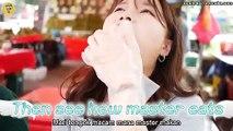 Korean sister eats RAW DURIAN first time in life [Adik Korea di Malaysia EP02]