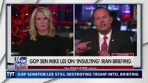 "Republican Calls Trump's Iran Briefing ""Insulting"""