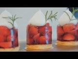 Strawberry Jelly Cake [Sweet The MI]