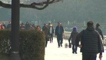 [날씨] 이번 주말도 추위 주춤...미세먼지 '나쁨' / YTN