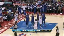 Detroit Pistons 97-129 Los Angeles Clippers
