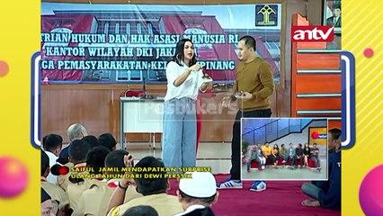 Saipul Jamil dan Dewi Perssik Umbar Momen Romantis Depan Angga! - Pesbukers