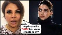 Rakhi Sawant SLAMS Deepika Padukone For Visiting JNU Protests In Delhi