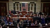Cámara baja de EEUU aprueba resolución para frenar acción militar de Trump contra Irán