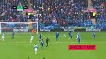 Premier Lig'de 6. haftanın en güzel asistleri