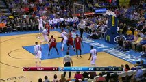 Miami Heat 75-93 Oklahoma City Thunder