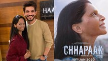 Arjun Bijlani Bumps Into Laxmi Agarwal Urges Fan To Watch Deepika Padukone's Chhapaak Without Fail
