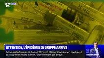 L'épidémie de grippe arrive en France, et c'est le moment ou jamais pour se faire vacciner