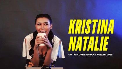 Kristina Natalie   On The Cover POPULAR Januari 2020