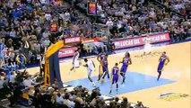 Los Angeles Lakers 99-111 Denver Nuggets