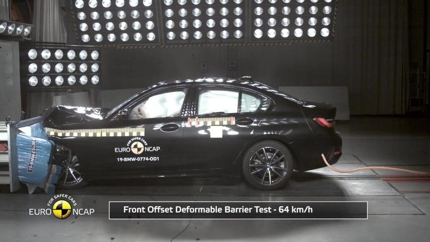 BMW 3 Series - Crash Tests 2019