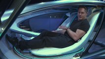 Mercedes-Benz VISION AVTR at the CES 2020 - Interview Gorden Wagener
