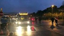 Marseille : mouvement social au dépôt RTM de La Rose, le trafic des bus au ralenti