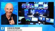 """Patrick Balkany à Carlos Ghosn : """"C'est quoi les dimensions de la malle ?"""" (Canteloup)"""