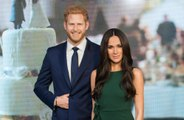 Duke and Duchess of Sussex wax figures removed from Madame Tussauds royal section