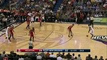 Houston Rockets 95-93 New Orleans Pelicans