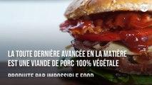 Après son burger vegan, Impossible Foods lance sa viande de porc 100 % vegétale