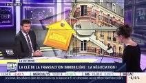 Marie Coeurderoy: La clé de la transaction immobilière, la négociation - 10/01