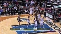 San Antonio Spurs 91 - 110 Minnesota Timberwolves