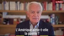 Philippe Labro : «L'Amérique aime-t-elle la guerre ?»