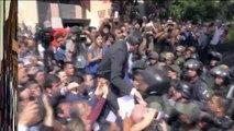 Venezuela : à peine réélu, Juan Guaido appelle à manifester