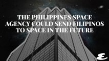The Philippine Space Agency Could Send Filipinos to Space in the Future