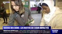 Baisse des dons: les restos du cœur impactés, les associations environnementales privilégiées