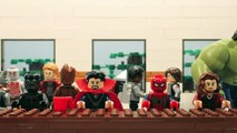 LEGO Cyclops - Avengers Endgame - Stopmotion