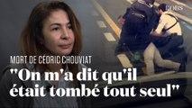 """L'épouse du livreur décédé Cédric Chouviat témoigne : """"Ces policiers m'ont menti"""""""