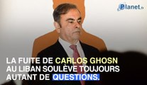 Alexandre Benalla complice de l'évasion de Carlos Ghosn ?