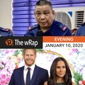 Police general who snatched reporter's phone at Traslacion apologizes | Evening wRap