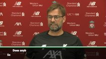 Jose was a goalkeeper? - Klopp tries to guess Mourinho's playing position