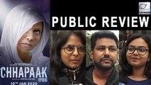 Chhapaak PUBLIC REACTION | Deepika Padukone