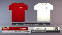 Match Preview: Roma vs Juventus on 12/01/2020