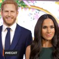 Madame Tussauds removes Harry and Meghan from royal family section of museum