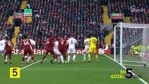 Premier Lig'de 30. haftanın en güzel golleri