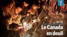 Les Canadiens pleurent les victimes du crash en Iran