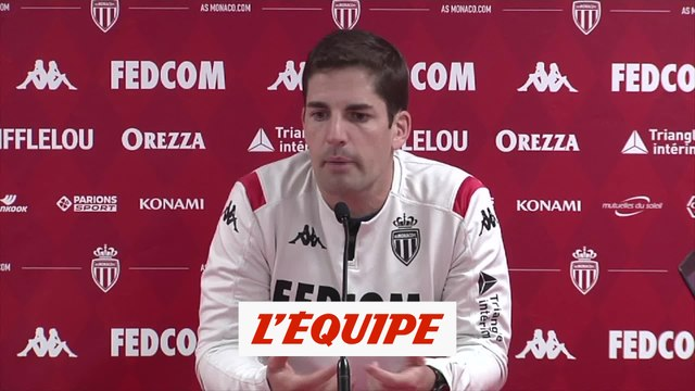 Moreno « Pas de problème si on prend une manita contre le PSG » - Foot - L1 - Monaco