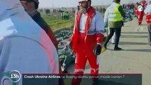 Crash en Iran : le Boeing aurait été abattu par un missile selon le Canada