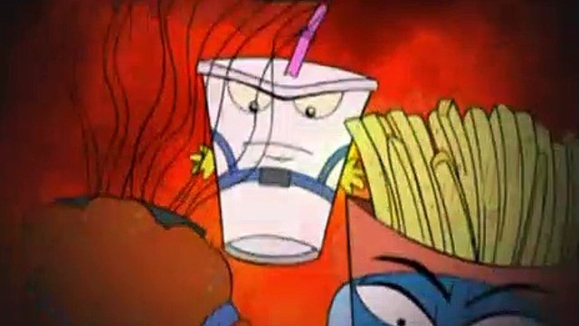Aqua Teen Hunger Force S03E09 Diet